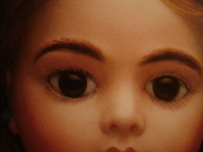 Des yeux envoutants...