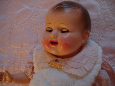 La poupée en rose...