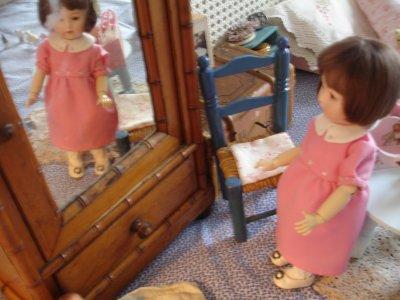 Choisir sa robe, Loulotte!