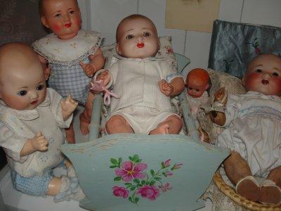 La nursery...