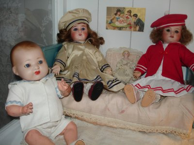 """Les enfants de la """"Semaine de Suzette""""...Vous souhaitent une bonne et douce soirée..."""
