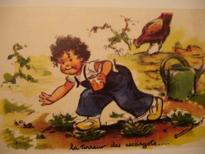 Très beau livre : Le bonheur de l'enfance...Germaine Bouret, présentation d'Yves Frémion...