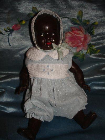 Les petites poupées du panier...