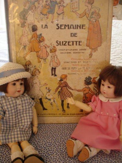 L'histoire de Loulotte...