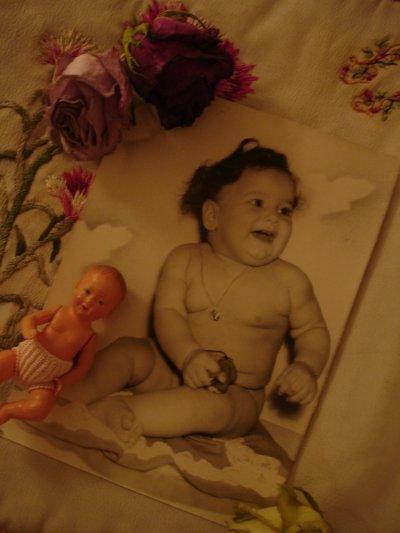 Petite mère...se dévoile...