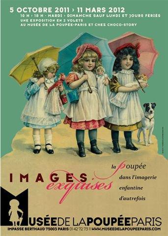 Les images exquises... du Musée de la Poupée