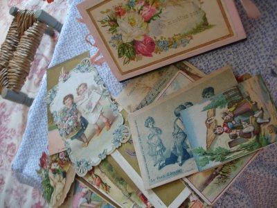 Les Françoises et les belles images...