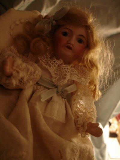 La rêveuse...