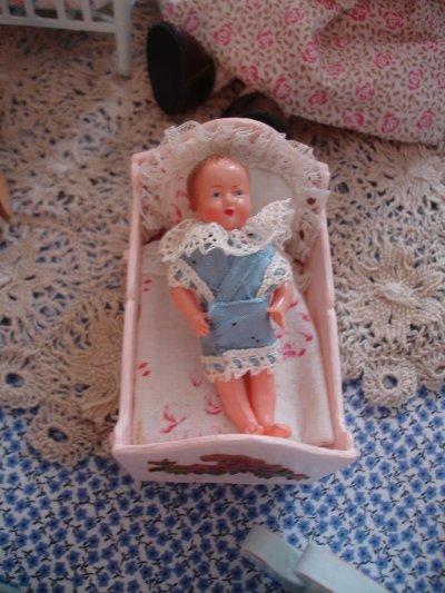 Les poupées des Loulottes...