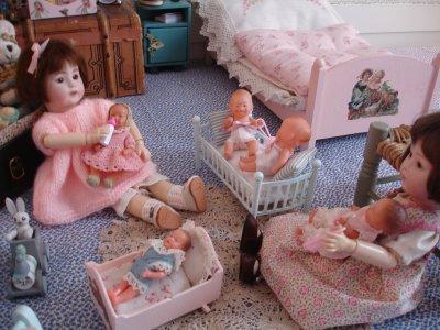 Des jouets par milliers...
