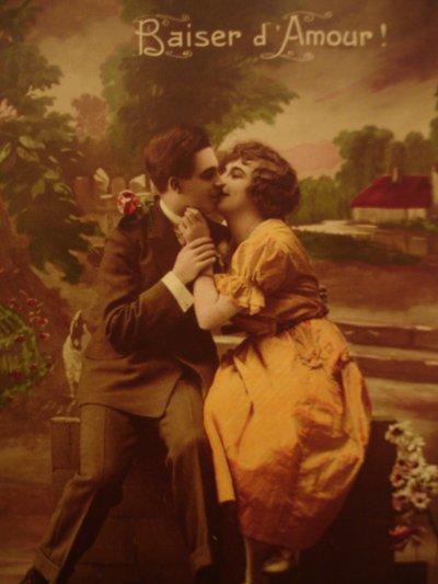 L'amour romantique qui se conjugue...au passé !