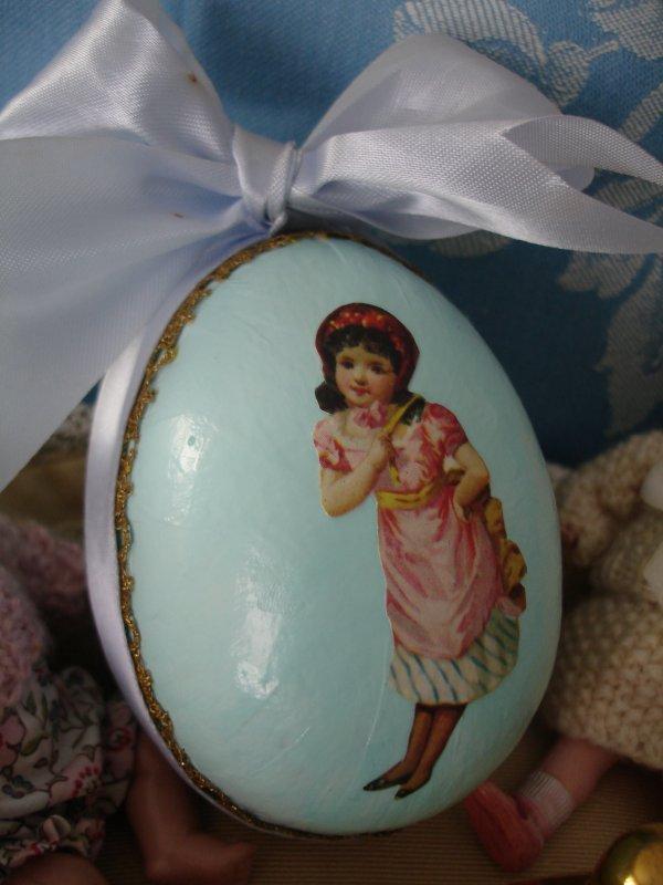 Une jolie scène pour Pâques...