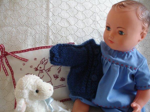 Une pt'tite laine pour Michel ?