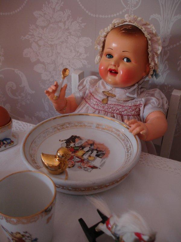 Bon appétit, Joséphine !...