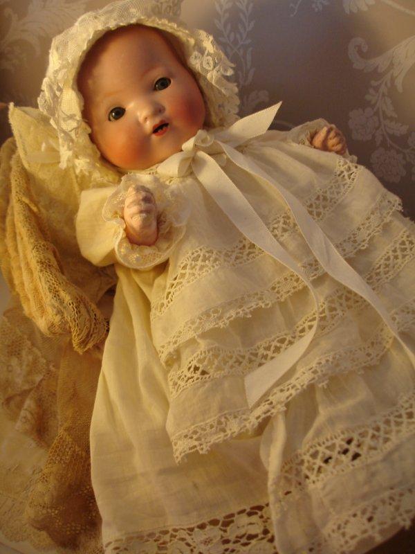 Un bébé de rêve...