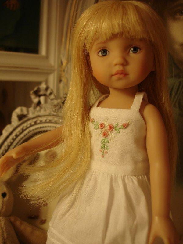 Ma poupée neuve ...