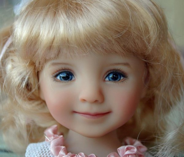 Little darling ...le moule 3 !!