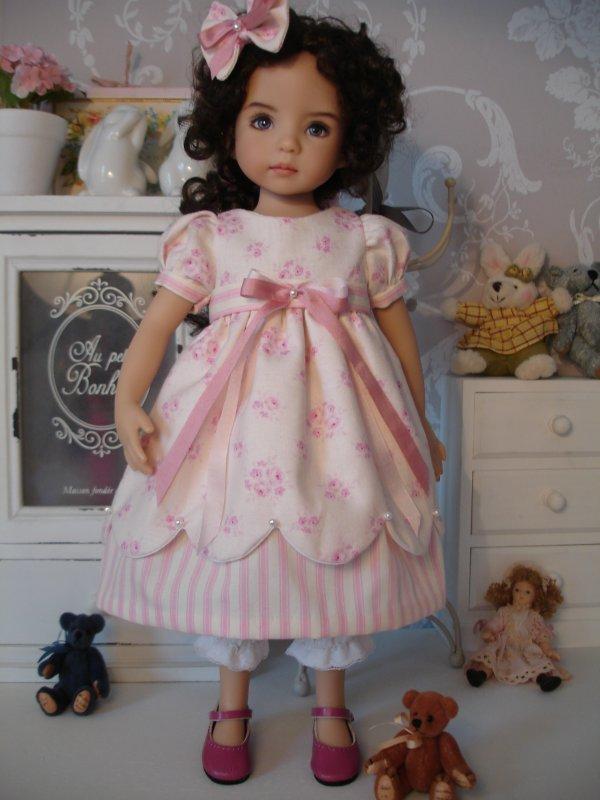 Petites robes romantiques...