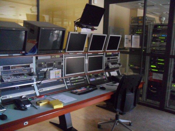 Visite des studios FR3