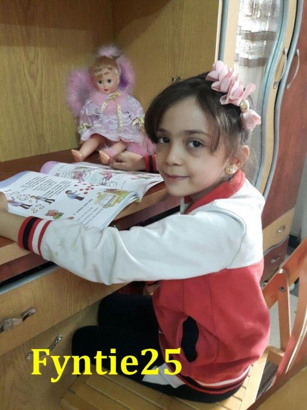 L'enfant d'Alep ( Syrie ) et la guerre .