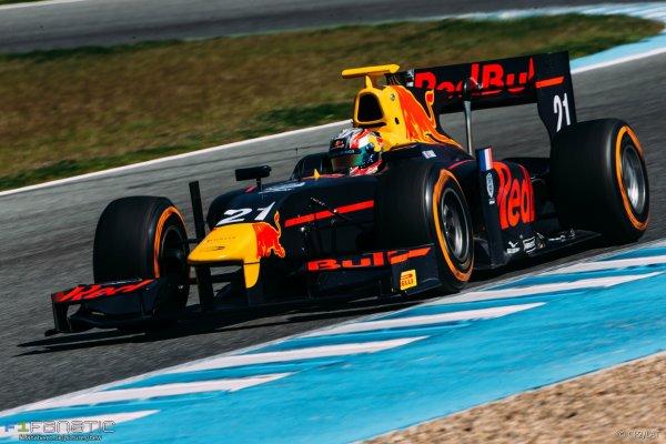 Un nouveau pilote français en  Formule 1
