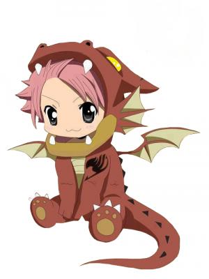 Natsu X Lucy, la malédiction du dragon.