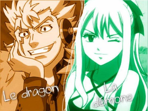 Le dragon et La démone chapitre 4