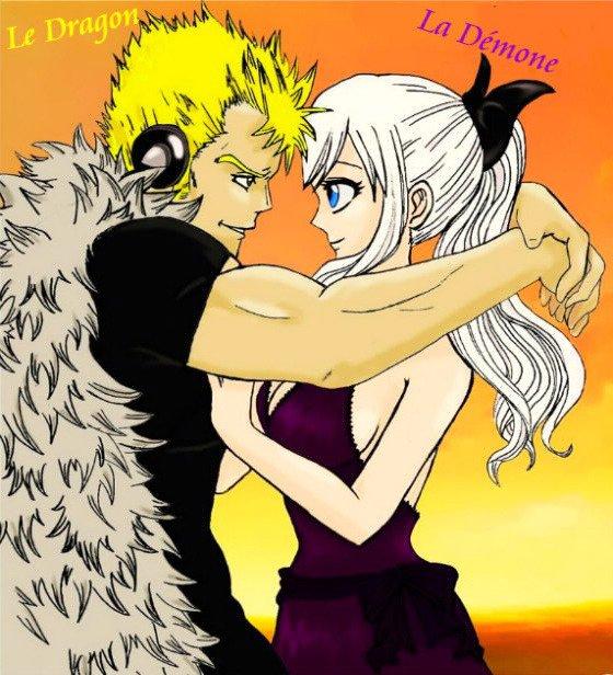 Le dragon et La démone chapitre 5