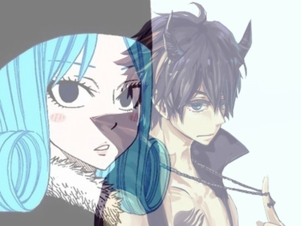 Grey X Juvia, La malédiction du Démon.