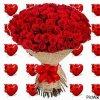 ces roses sont pour vous mes amies