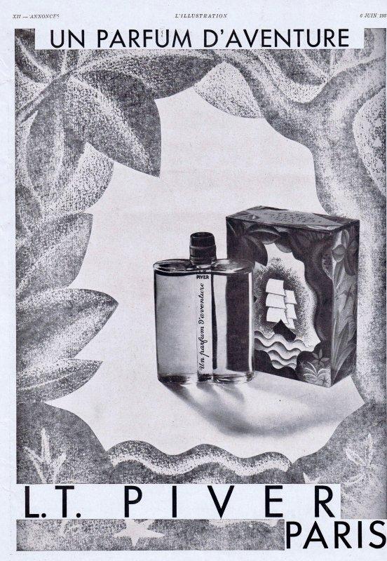 🌸 Piver L.T.  ✿  Un Parfum d'Aventure 🌸