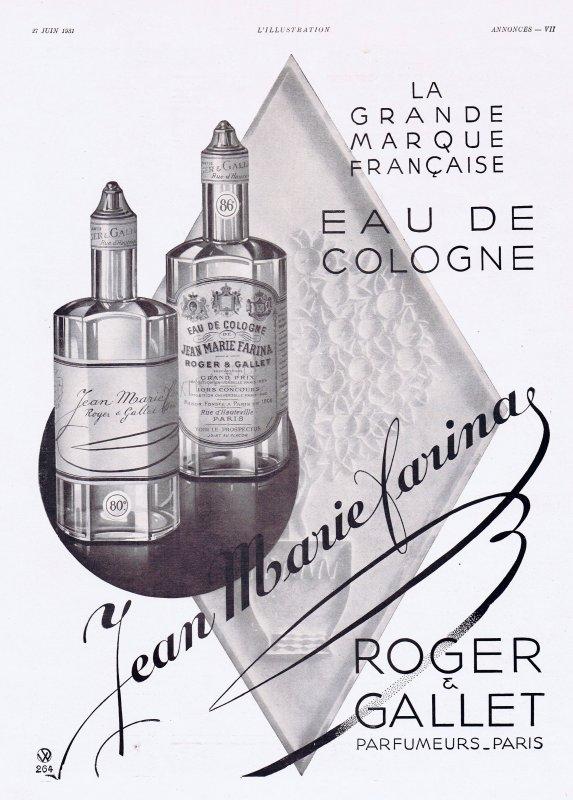 🌸 Roger & Gallet ✿ Eau de Cologne 🌸