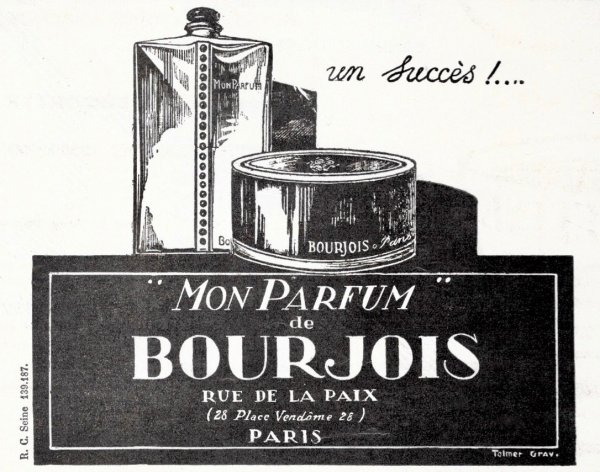 🌸 Bourjois  ✿ Mon Parfum🌸