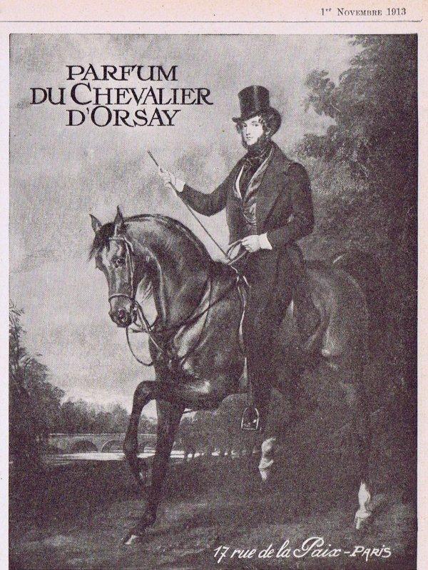 🌸 D'Orsay ✿ Parfum du Chevalier D'Orsay 🌸