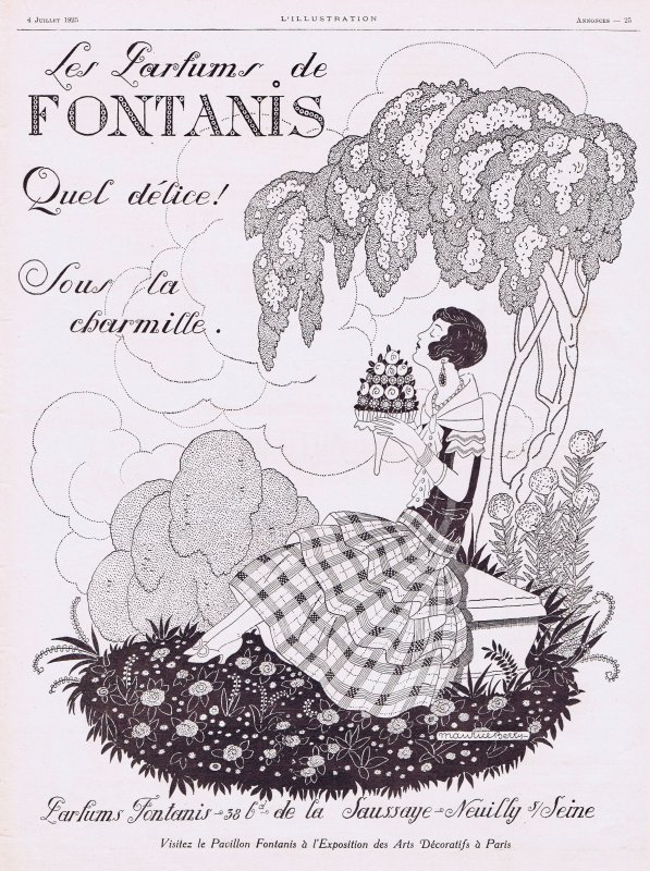 🌸 Fontanis 💜 multi parfums  🌸