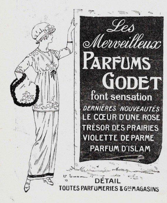 🌸 Godet 💜 multi parfums 🌸