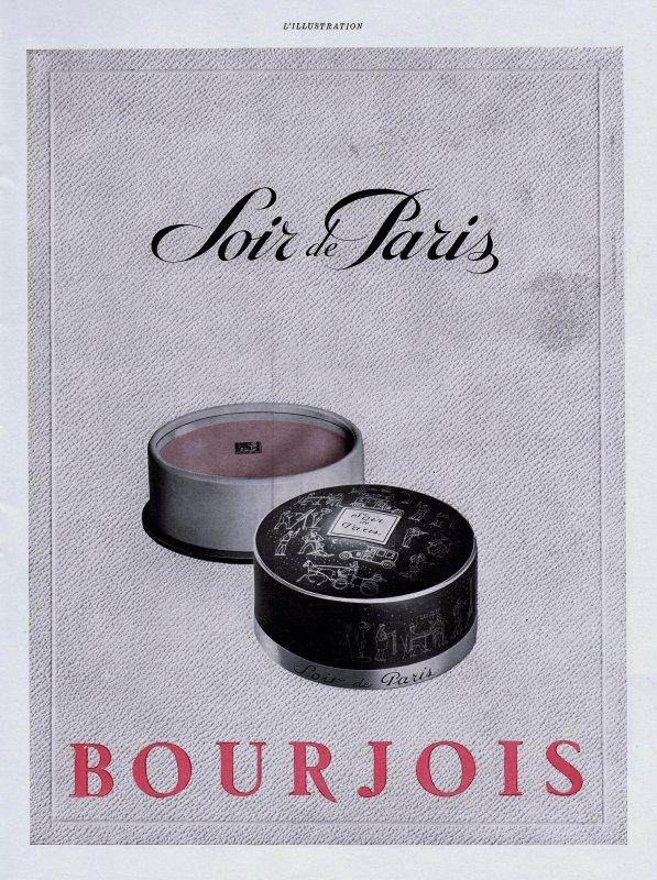 🌸  Bourjois  ✿ Soir de Paris 🌸