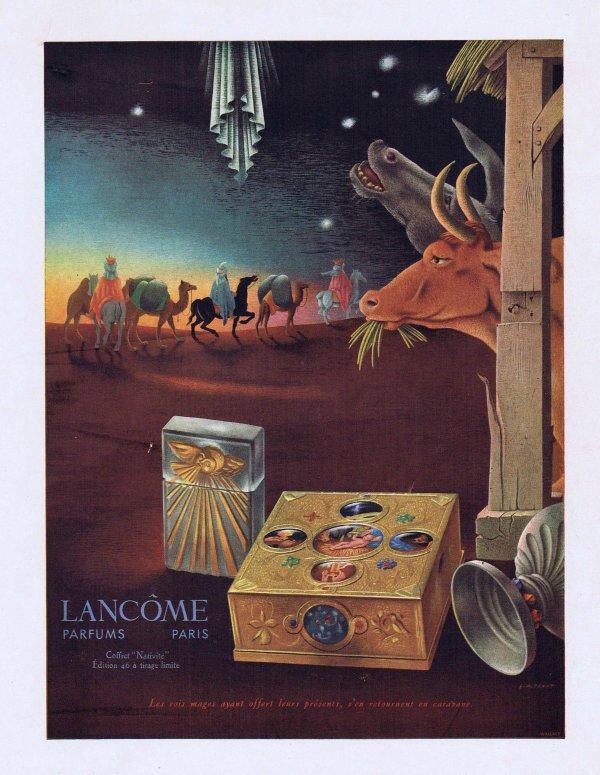 🌸 Lancôme ✿ Nativité 🌸
