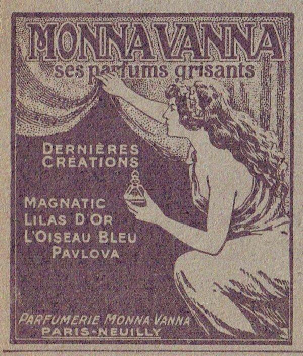 🌸 Monna Vanna 💜  multi parfums 🌸