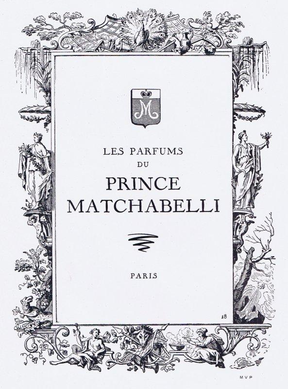 🌸 Prince Matchabelli 🌸