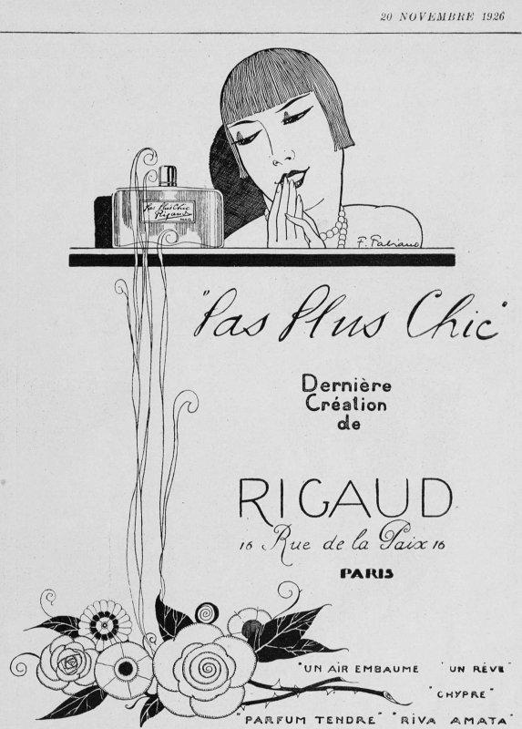 🌸 Rigaud ✿ Pas plus chic 🌸