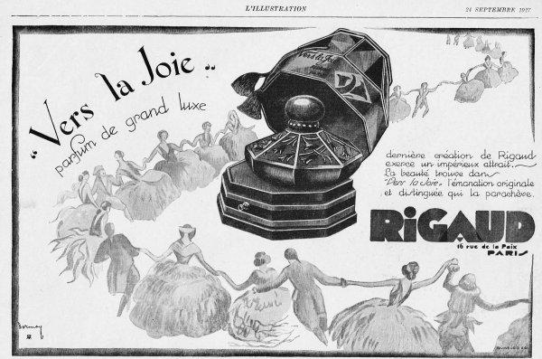 🌸 Rigaud ✿ Vers la Joie 🌸