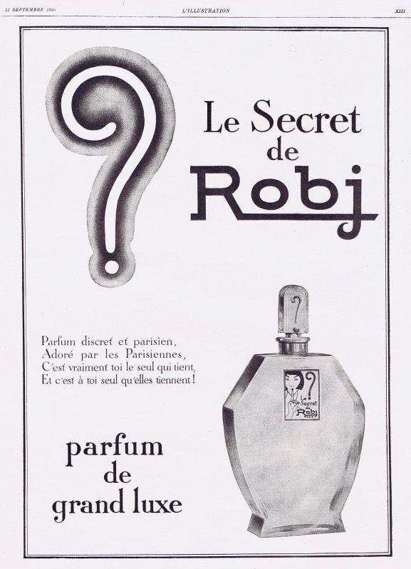 🌸 Robj ✿  Le Secret de Robj 🌸
