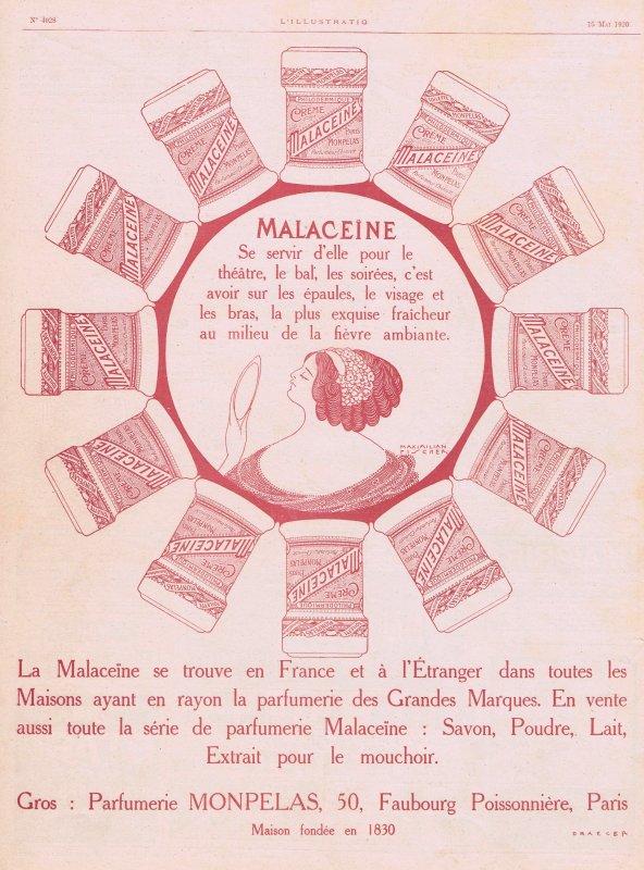 🧴 Crème Malaceïne 🧴