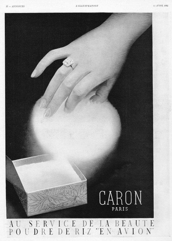 🌸  Caron ✿ Poudre Caron  🌸