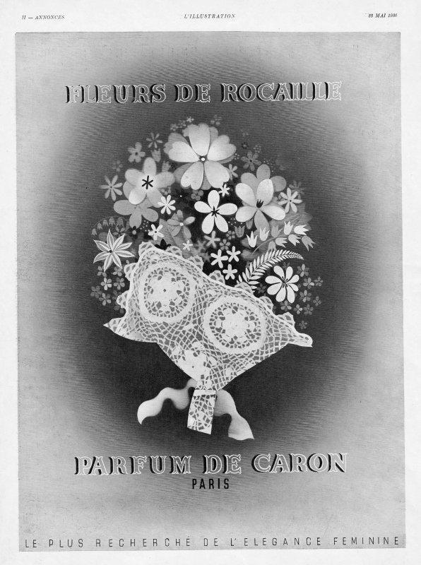 🌸  Caron   ✿   Fleurs de Rocaille  🌸