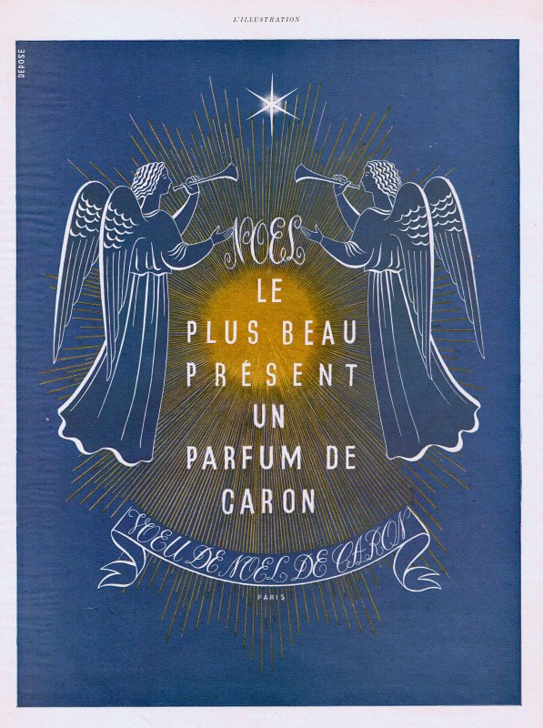 🌸 Caron  ✿  Voeu de Noël 🌸