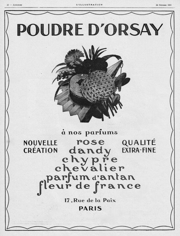 🌸 D'Orsay ✿  Poudre 🌸