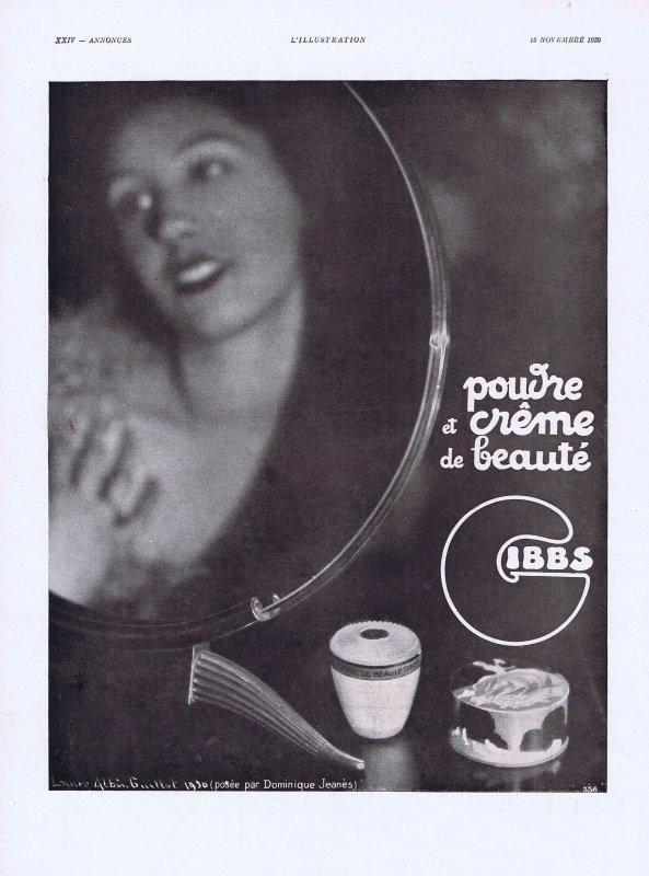 🧴 Gibbs ✿ Crème & Poudre de Beauté 🧴