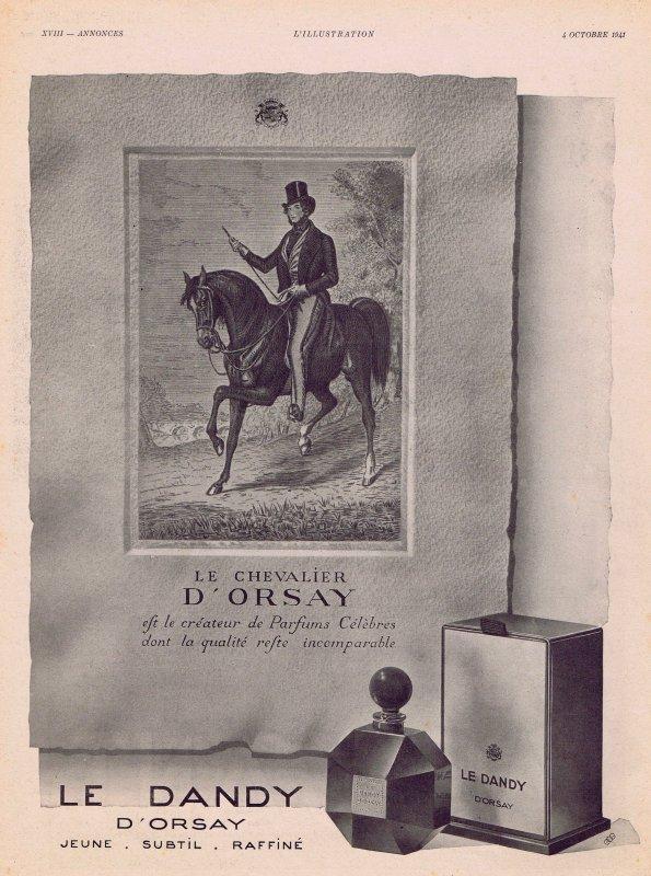 🌸 D'Orsay ✿  Le Dandy 🌸